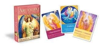 tarocchi carte angeli
