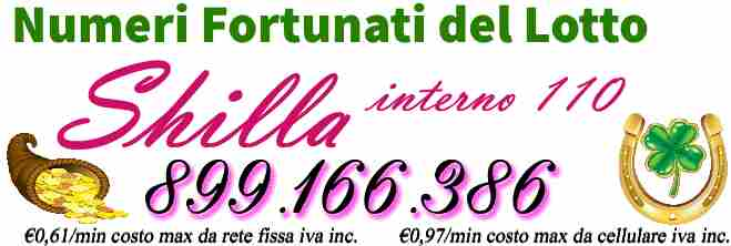 numeri del lotto fortunati cartomante astrologa