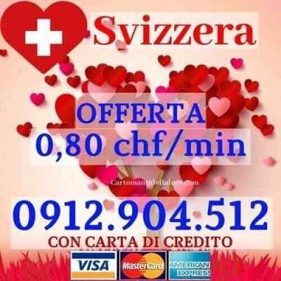 Cartomanti europei svizzera offerta